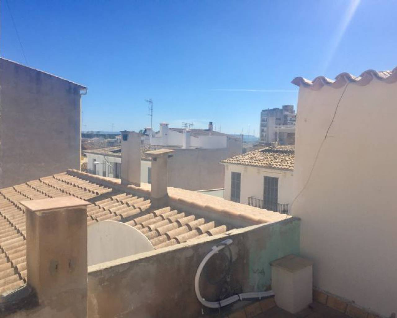 Apartment with Terrace for rent in Palma-Mallorca rental properties