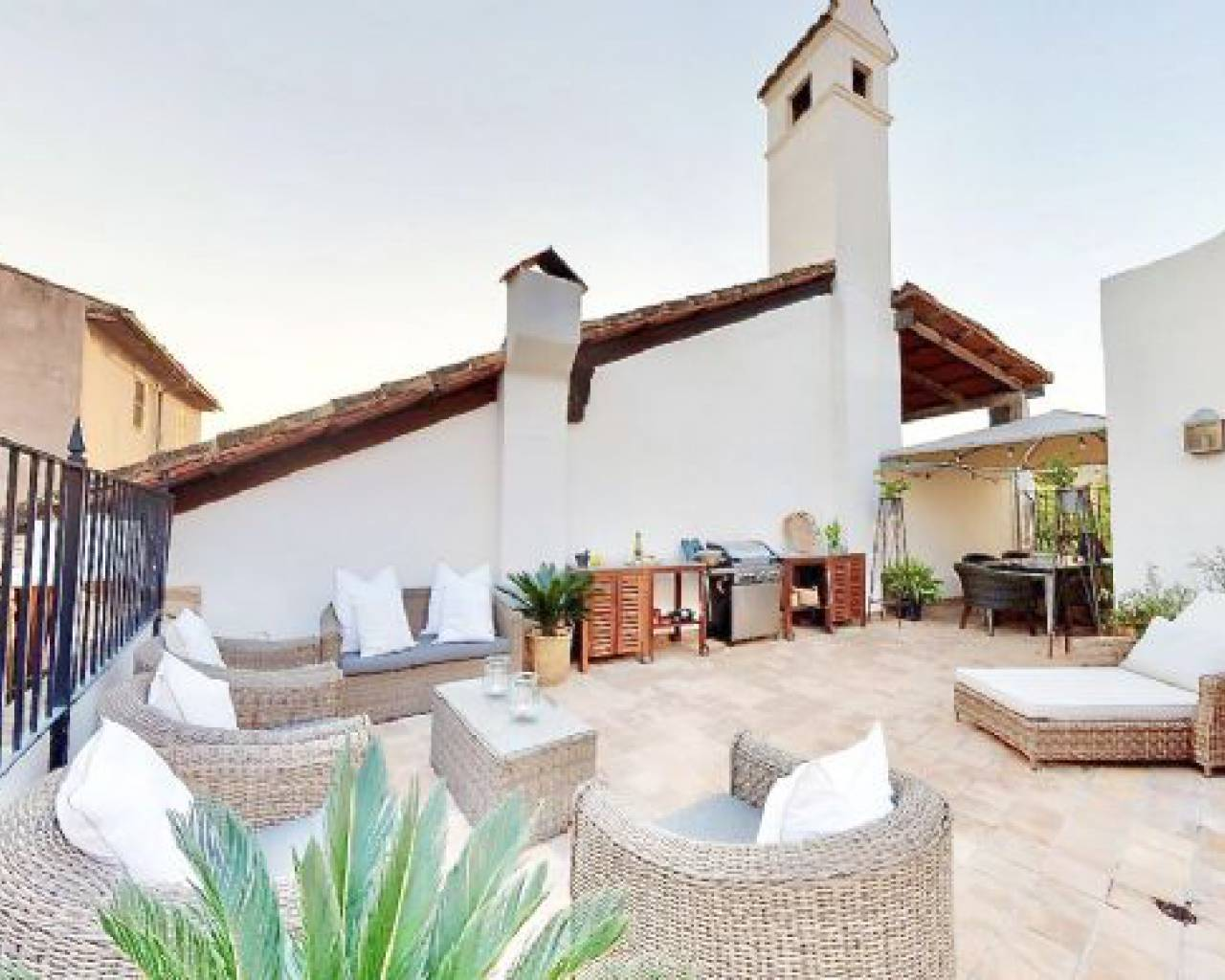 Beautiful Townhouse in sale in Old town Of Palma